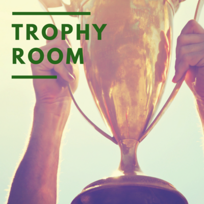 CT AM Tour Trophy Room